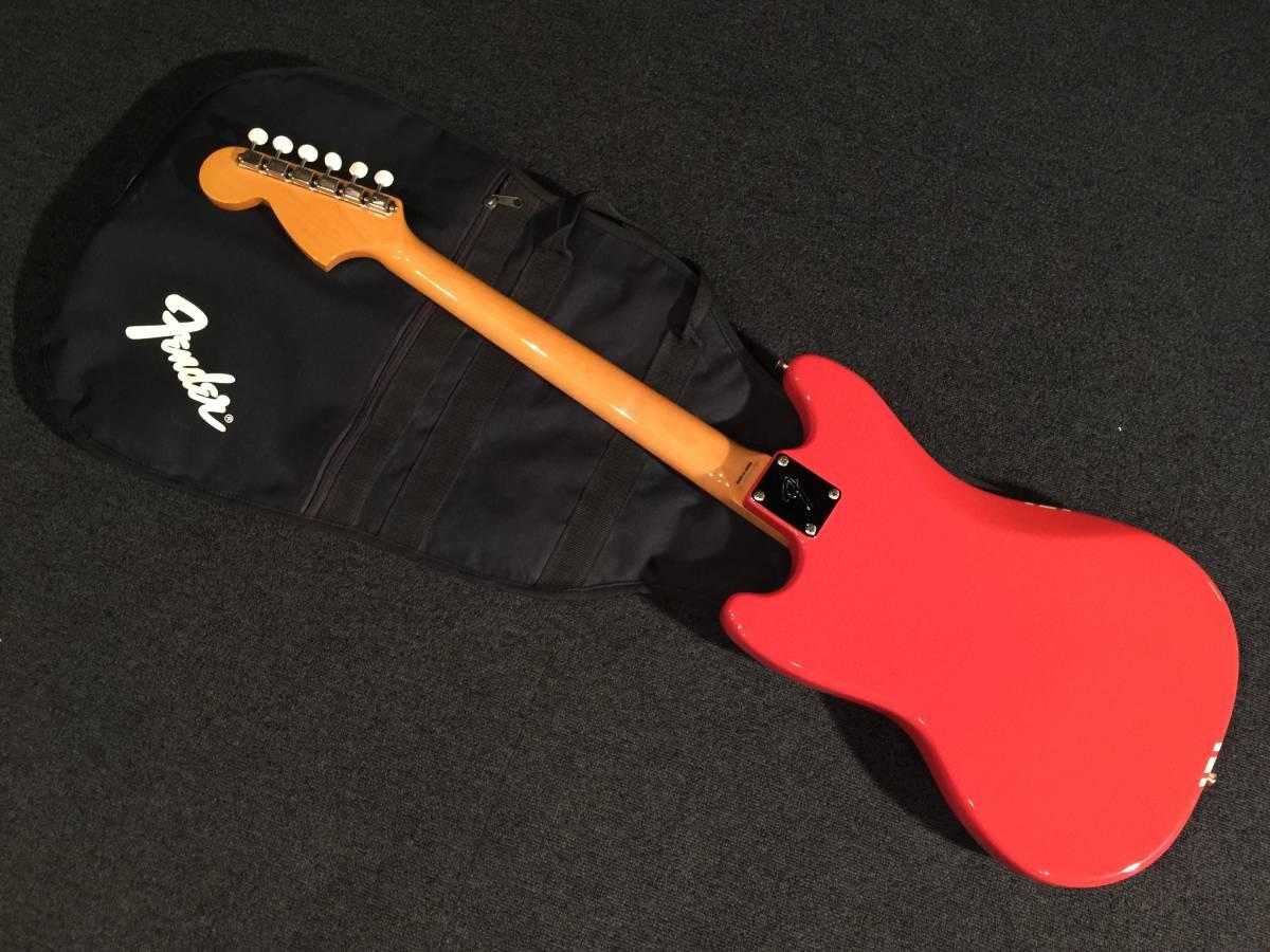 レア!生産完了 綺麗です! FenderJapan MG73 CO FRD No.070419 MADE IN JAPAN _画像5