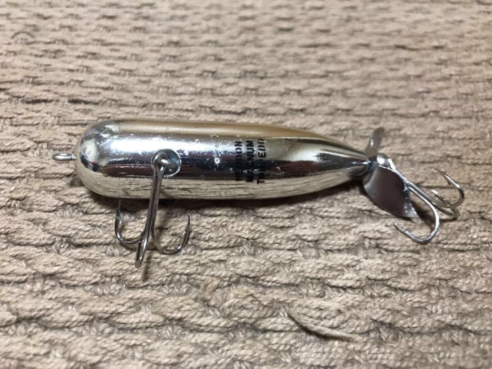 old heddon magnum torpedo オールド ヘドン マグナムトーピード NP / fenwick フェンウィック abu アブ umco アムコ balsa50 phillipson_画像3