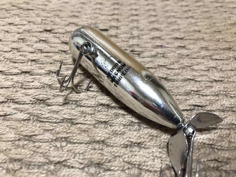 old heddon magnum torpedo オールド ヘドン マグナムトーピード NP / fenwick フェンウィック abu アブ umco アムコ balsa50 phillipson_画像9