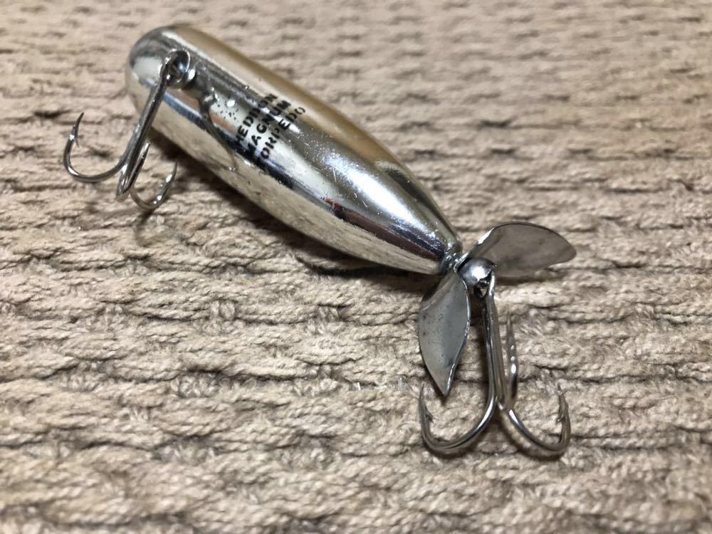 old heddon magnum torpedo オールド ヘドン マグナムトーピード NP / fenwick フェンウィック abu アブ umco アムコ balsa50 phillipson_画像7