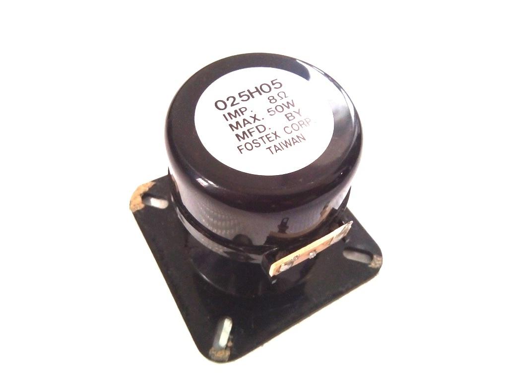 ROLAND ローランド KC300 キーボード モニター アンプ スピーカー 付属 FOSTEX フォステックス ツイーター 8Ω 025H05 管理番号FS_画像2