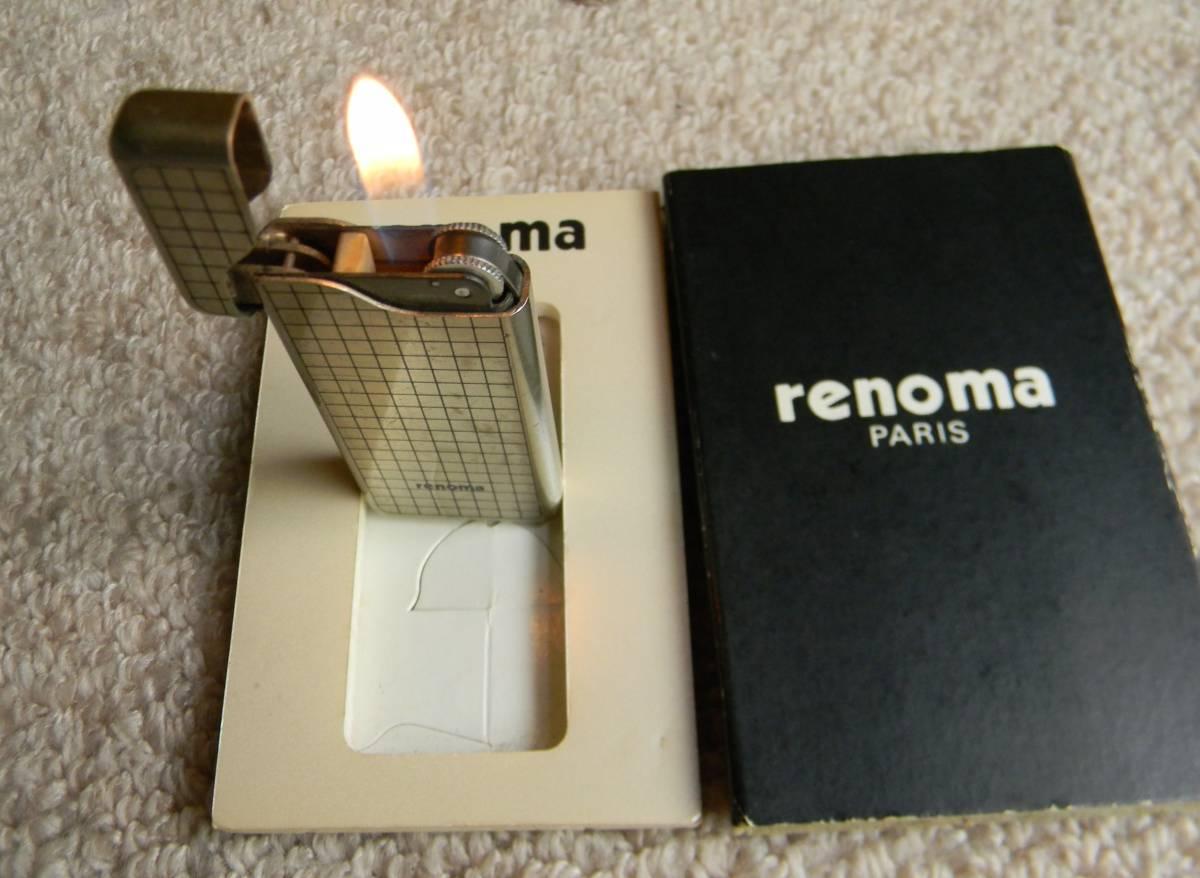 レノマ社(フランス)と日本のサロメライターとの提携により開発された製品で中古ですが問題なく完動します。_画像3