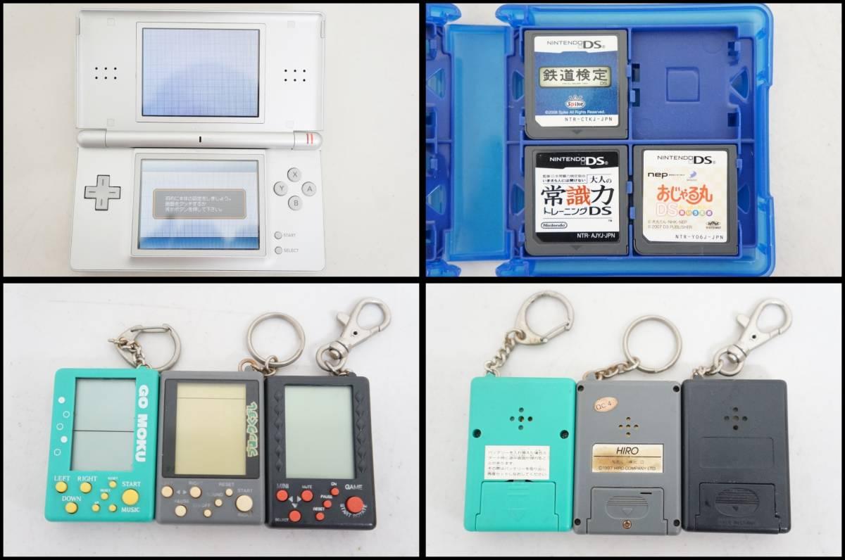 ニンテンドー 3DS DSi DS Lite DS ゲームボーイ ゲームボーイアドバンスSP 本体 充電器 ソフト 大量 まとめて ゲーム機 B_画像10