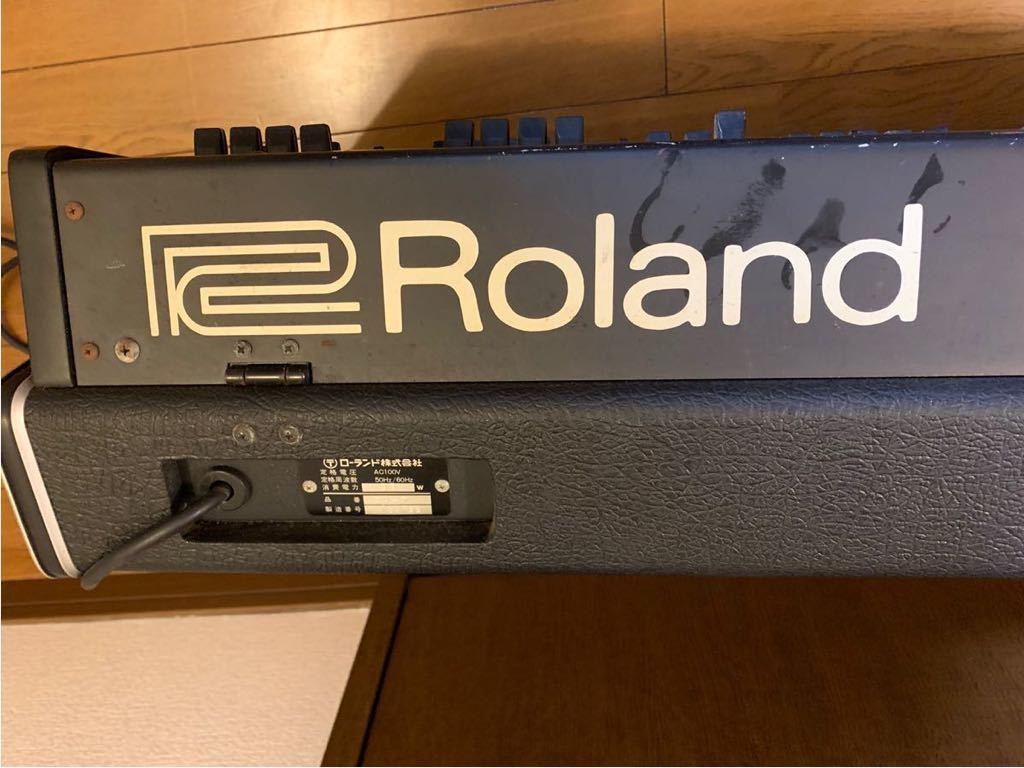 Roland synthesizer SH-7 ローランド シンセサイザー_画像7