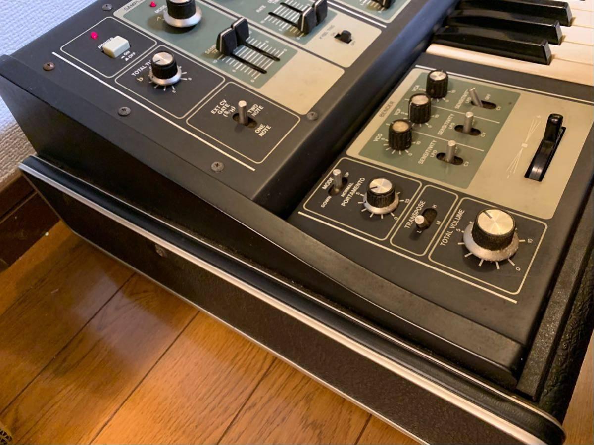 Roland synthesizer SH-7 ローランド シンセサイザー_画像8