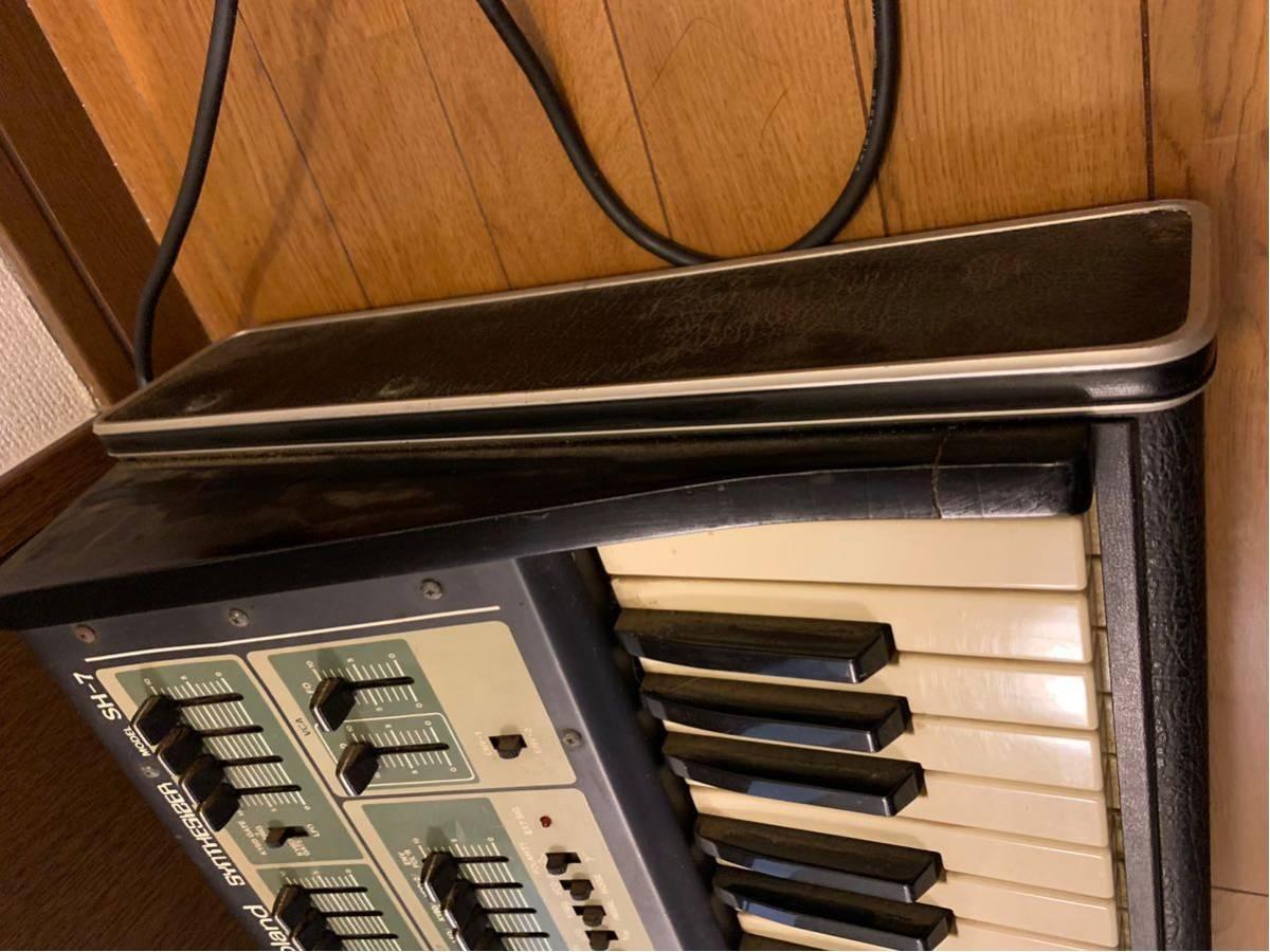 Roland synthesizer SH-7 ローランド シンセサイザー_画像9