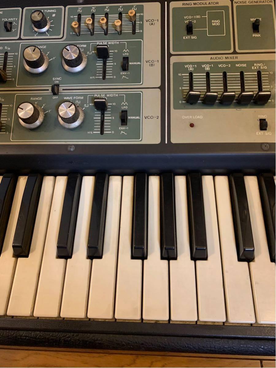 Roland synthesizer SH-7 ローランド シンセサイザー_画像3