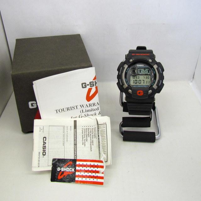 中古 G-SHOCK ジーショック CASIO カシオ 腕時計 DW-8600-1V イルミネーター デジタル クォーツ ラウンドフェイス 海外モデル RY1557_画像9