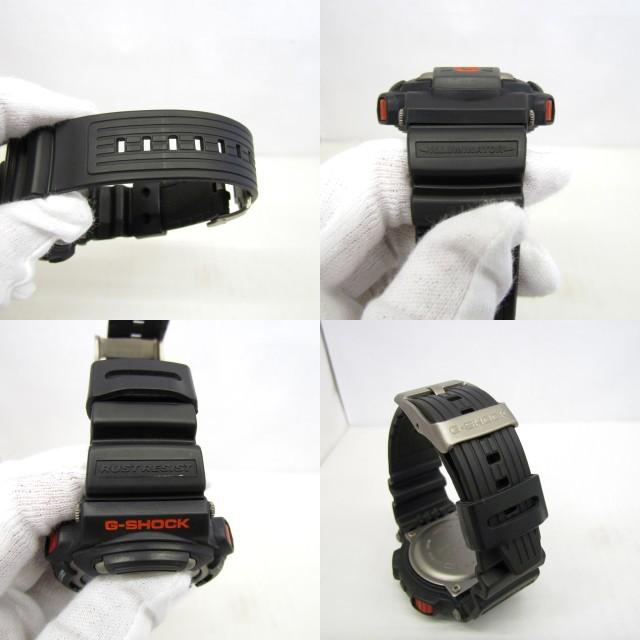 中古 G-SHOCK ジーショック CASIO カシオ 腕時計 DW-8600-1V イルミネーター デジタル クォーツ ラウンドフェイス 海外モデル RY1557_画像10