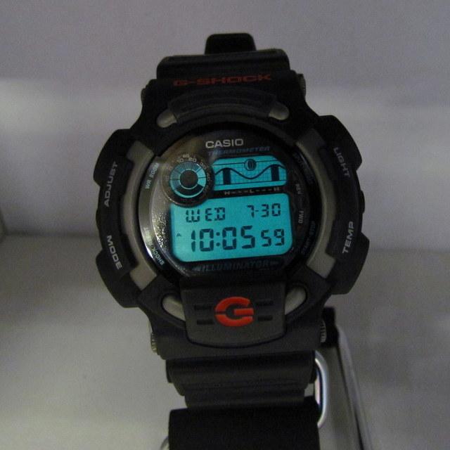 中古 G-SHOCK ジーショック CASIO カシオ 腕時計 DW-8600-1V イルミネーター デジタル クォーツ ラウンドフェイス 海外モデル RY1557_画像4