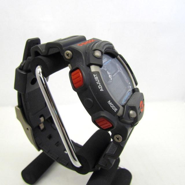 中古 G-SHOCK ジーショック CASIO カシオ 腕時計 DW-8600-1V イルミネーター デジタル クォーツ ラウンドフェイス 海外モデル RY1557_画像2