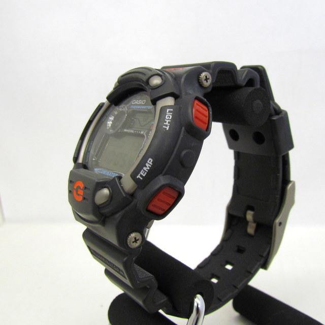 中古 G-SHOCK ジーショック CASIO カシオ 腕時計 DW-8600-1V イルミネーター デジタル クォーツ ラウンドフェイス 海外モデル RY1557_画像3