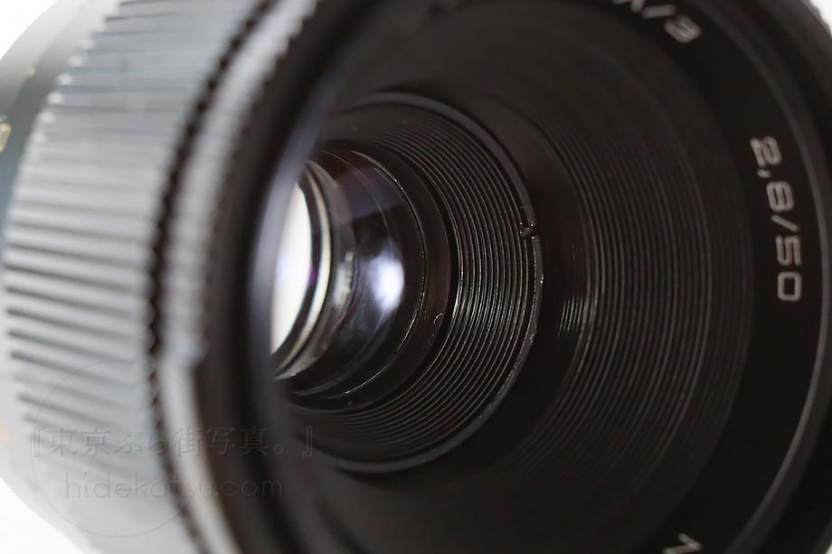 星ボケのインダスター【分解清掃済み・撮影チェック済み】 Industar-61 L/Z 50mm F2.8 M42 各社用マウントプレゼント有_60i_画像5