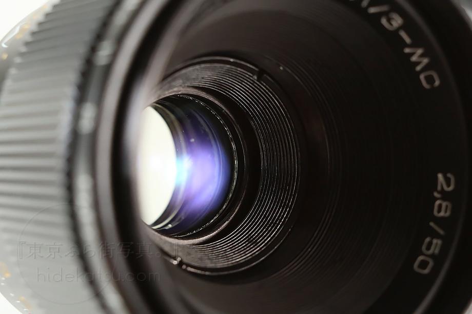 美品)星ボケのインダスター【分解清掃済み・撮影チェック済み】 Industar-61 L/Z 50mm F2.8 M42 各社用マウントプレゼント有_58i_画像5