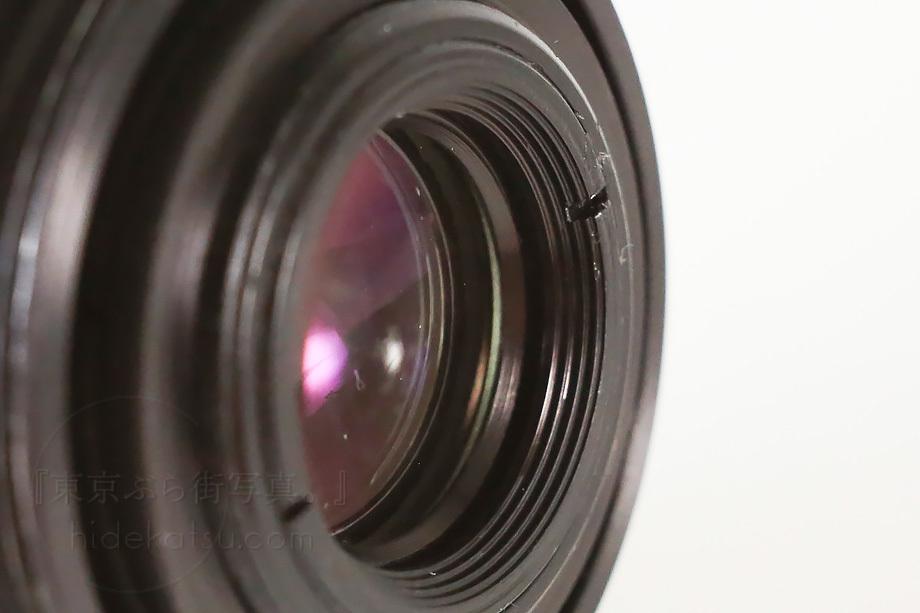 美品)星ボケのインダスター【分解清掃済み・撮影チェック済み】 Industar-61 L/Z 50mm F2.8 M42 各社用マウントプレゼント有_58i_画像6
