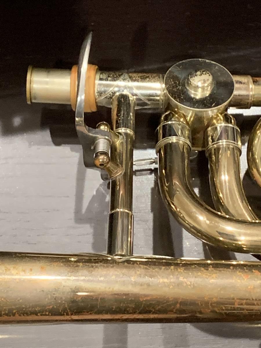 Bach USA テナーバストロンボーン バック_画像6