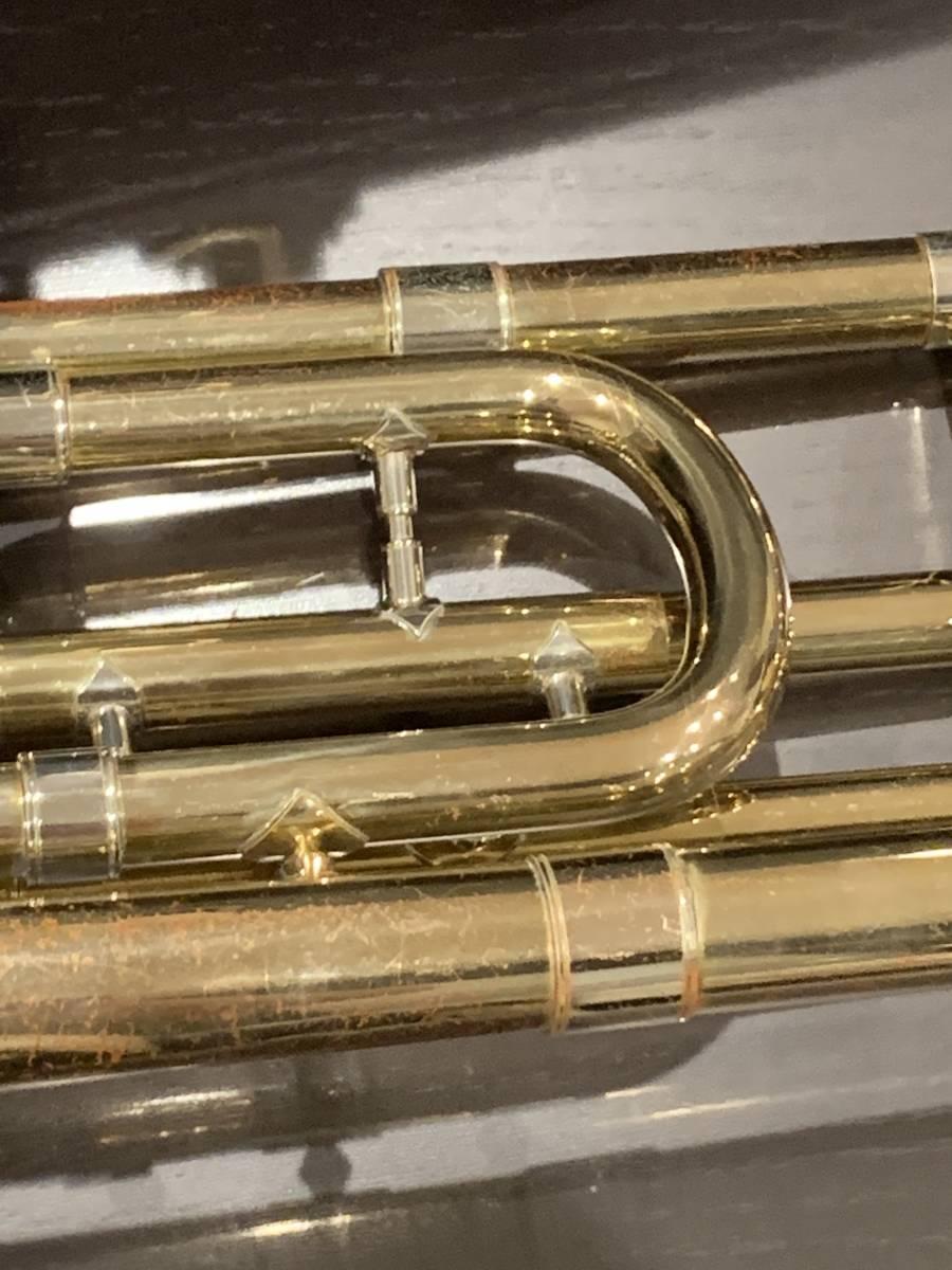 Bach USA テナーバストロンボーン バック_画像7