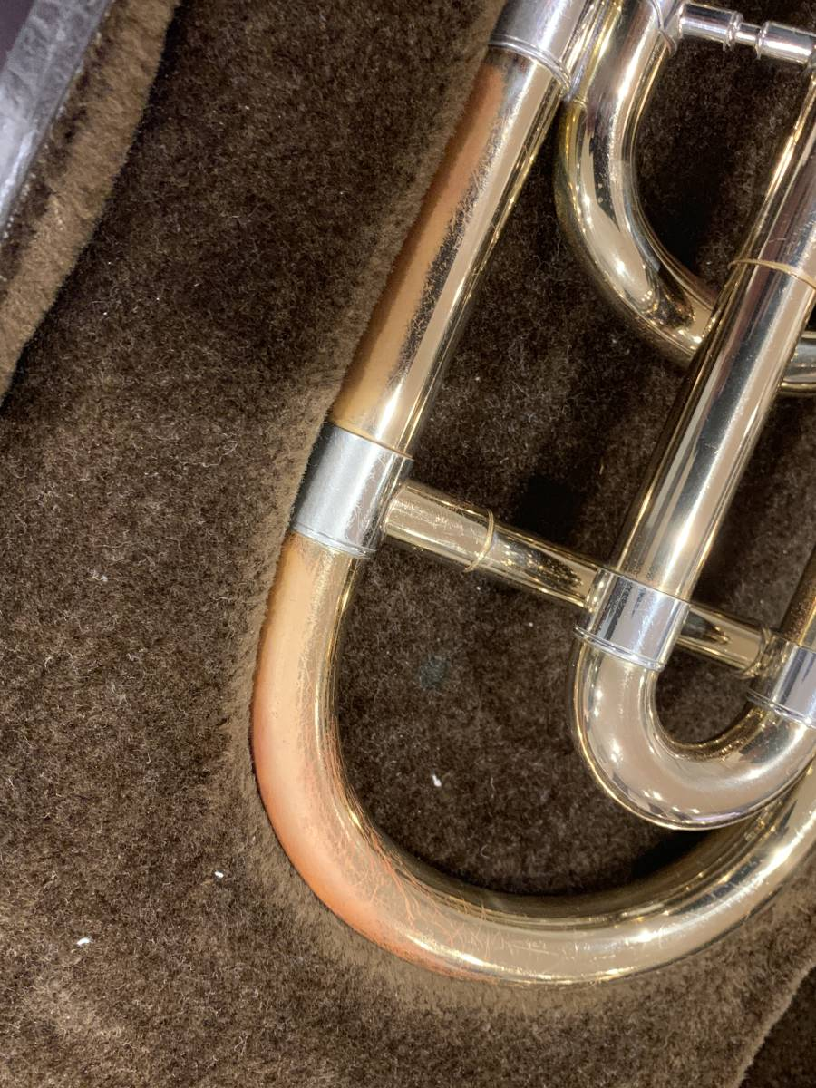 Bach USA テナーバストロンボーン バック_画像2