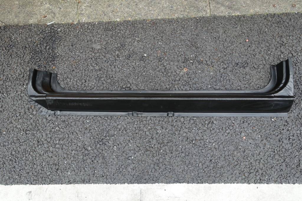 ホンダ N360Ⅱ サイドステップ 左右セット L その他部品と同梱します