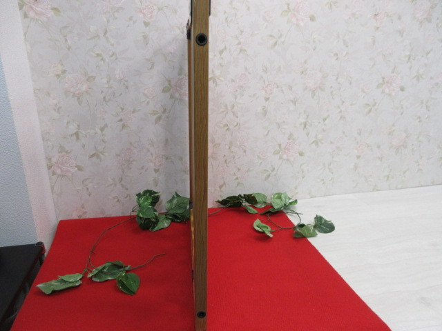16オ63 木製 KATOJI( カトージ ) キッズゲート ベビーフェンス H75cm 71.5cm×2.5cm/240_画像6