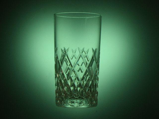 ◎HOYA CRYSTAL 切子 カット タンブラーグラス6客セット 保谷 クリスタル カットが美しいタンブラーグラス_画像4