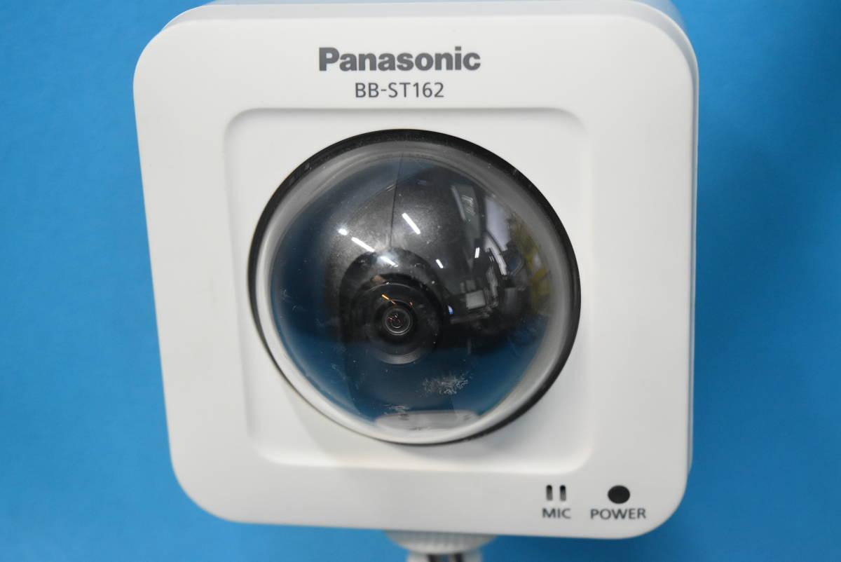 Panasonic/パナソニック H.264&JPEG対応ネットワークカメラ 【BB-ST162】 ◆K-214(0719)◆_画像2