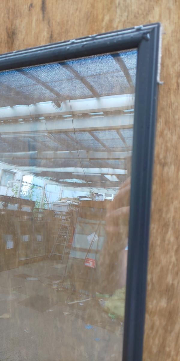AGB特注品 強化ガラス ペアガラス 厚さ10ミリ 851×1746 1枚_画像2