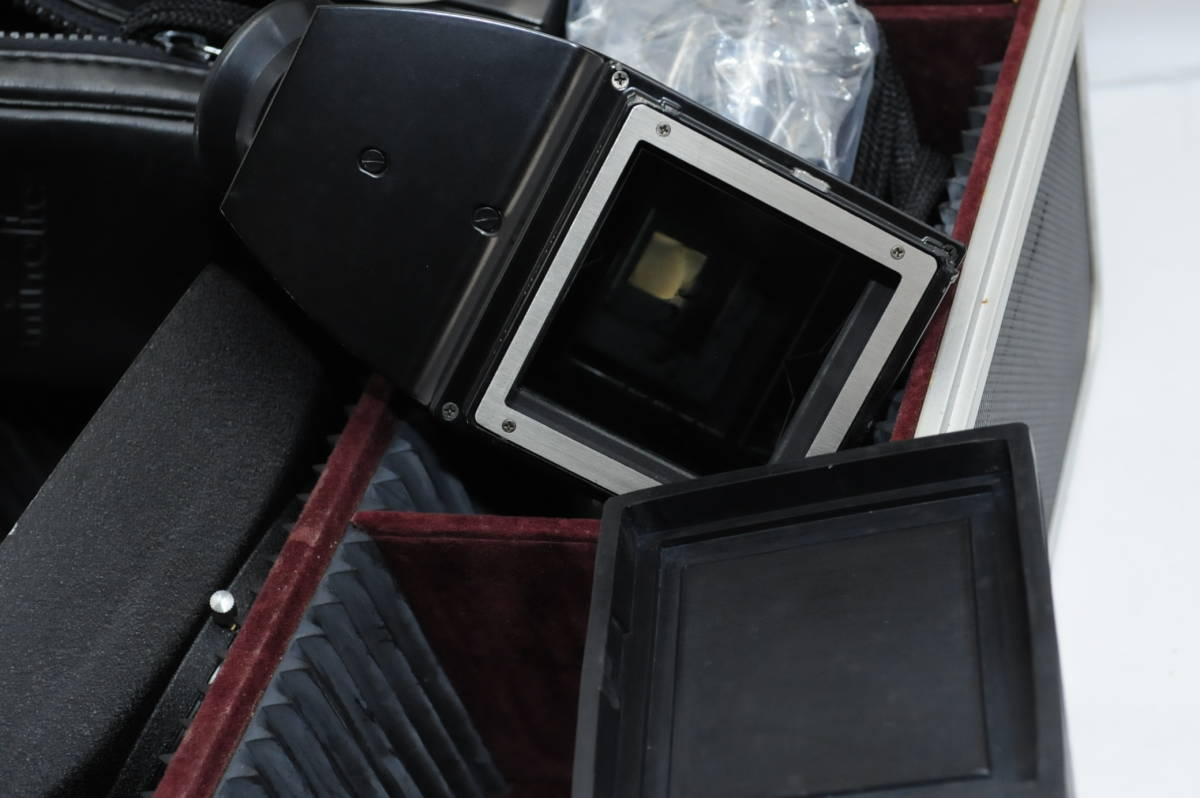 【ecoま】ブロニカ BRONICA EC 40mmF4/75mmF2.8/200mmF4/中間リング・ハードケースセット 中判カメラ_画像8