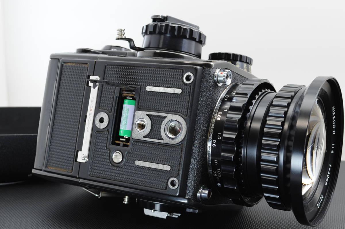 【ecoま】ブロニカ BRONICA EC 40mmF4/75mmF2.8/200mmF4/中間リング・ハードケースセット 中判カメラ_画像10