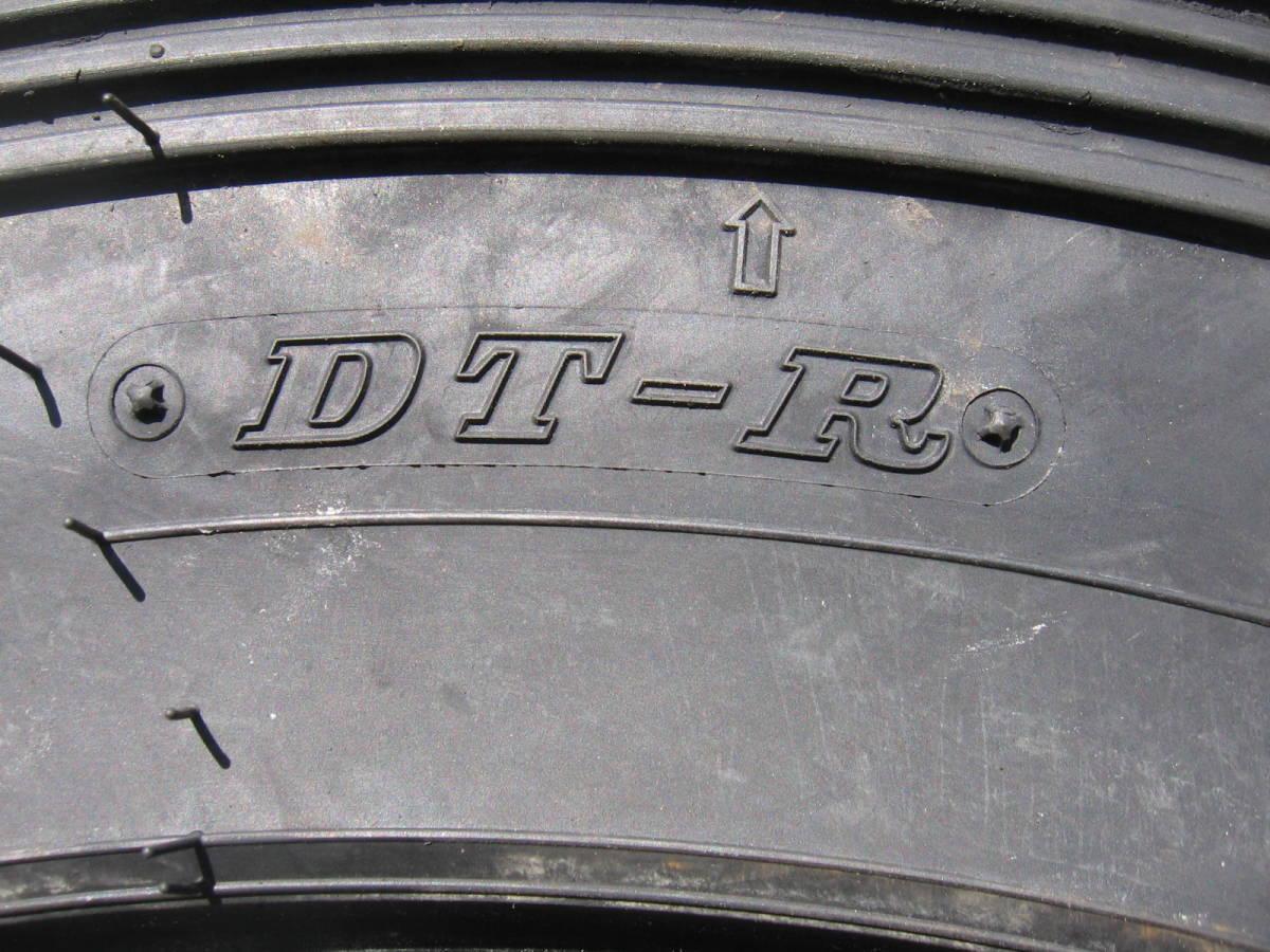 中古タイヤ 205/65R15 '19製 ダンロップDIRREZA 88R DT 4本組_画像8