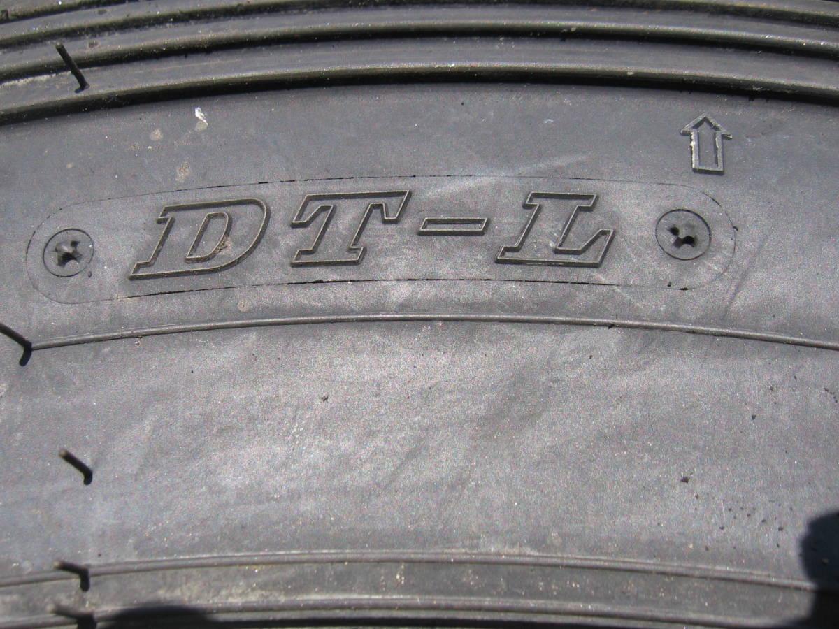 中古タイヤ 205/65R15 '19製 ダンロップDIRREZA 88R DT 4本組_画像9