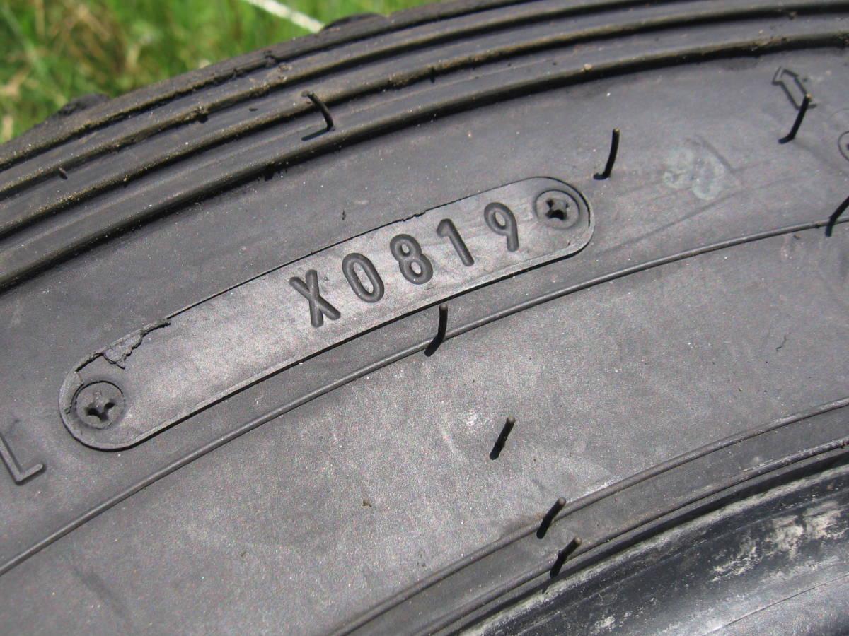 中古タイヤ 205/65R15 '19製 ダンロップDIRREZA 88R DT 4本組_画像10