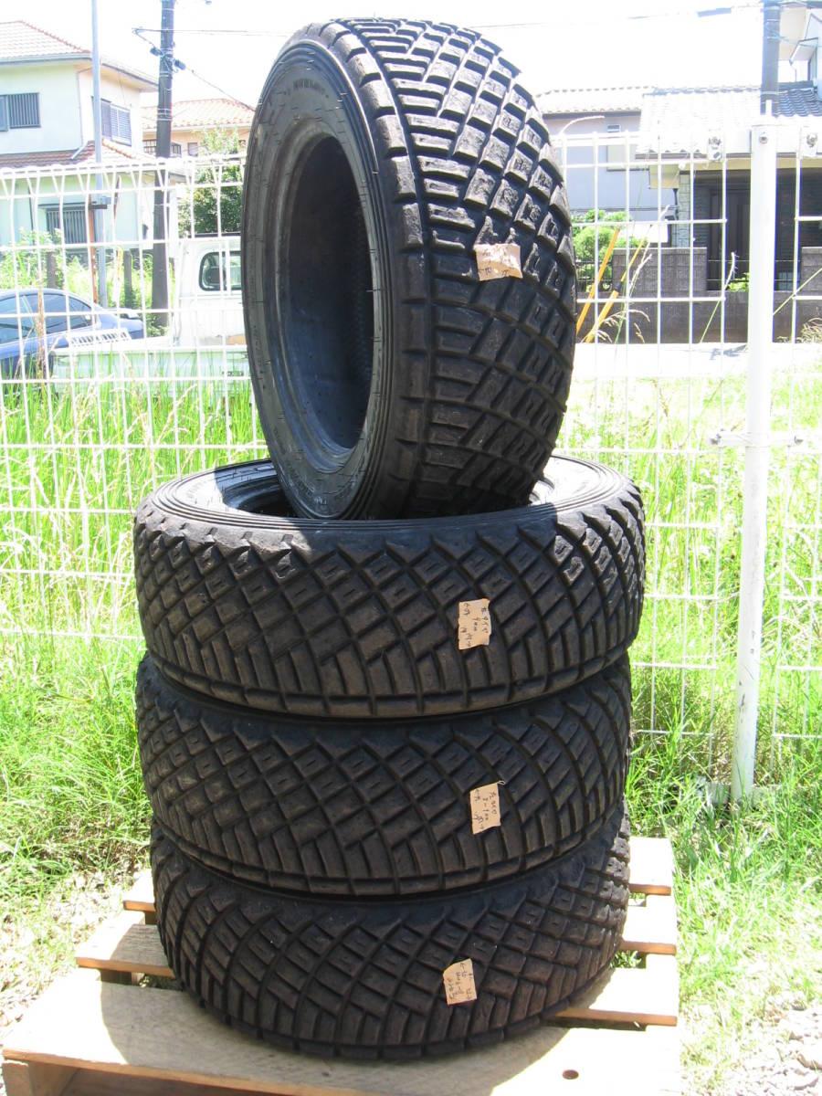中古タイヤ 205/65R15 '19製 ダンロップDIRREZA 88R DT 4本組