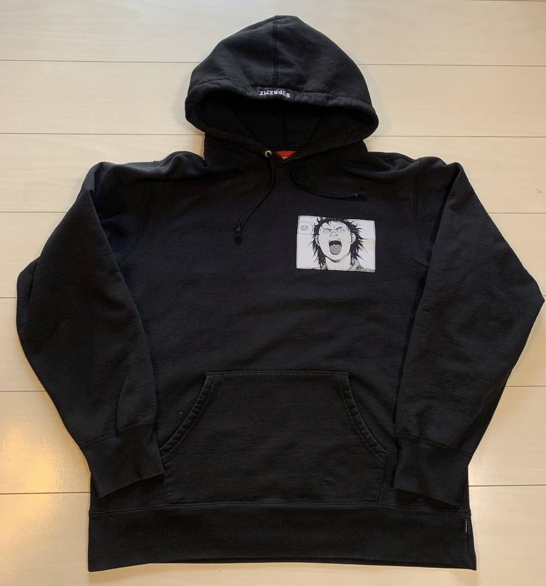 Supreme Akira Patches Hooded Sweatshirt 17AW 17FW アキラ パーカー