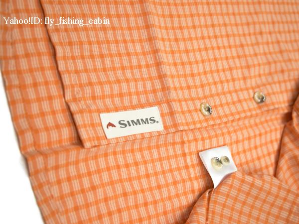 SIMMS シムス モラーダ SS シャツ クレイ US-S_画像5