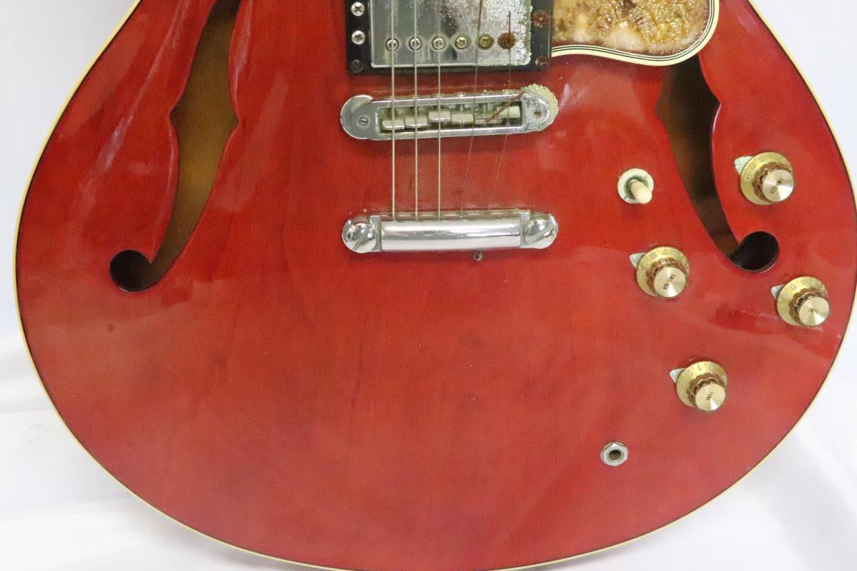 91FBA【弦楽器】YAMAHA ヤマハ SA1000 Super Axe ギター ジャパンビンテージ 音OK _画像3
