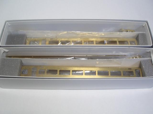 近鉄18400系原型 車体キット モデルパーツMIKI_画像3