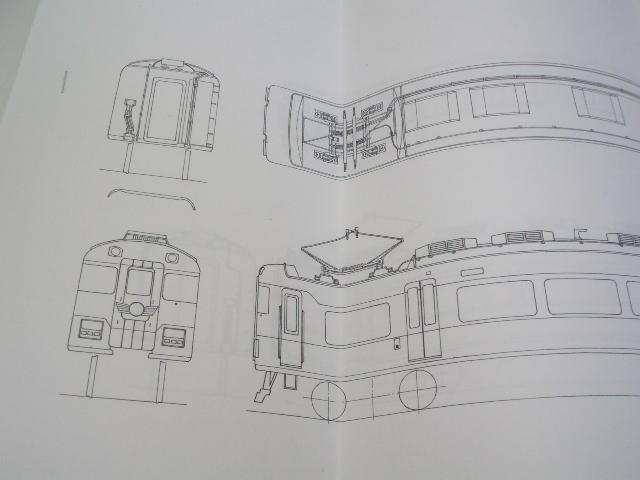 近鉄18400系原型 車体キット モデルパーツMIKI_画像7