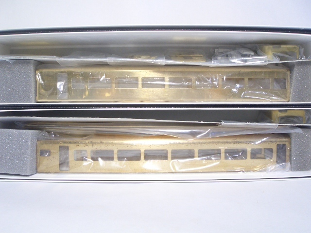 近鉄18400系更新型 車体キット モデルパーツMIKI_画像3