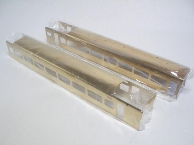 近鉄18400系更新型 車体キット モデルパーツMIKI_画像4