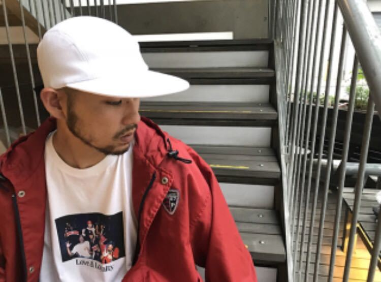 stabridge long bill cap white the apartment lo life pop up 白 ロングビル キャップ