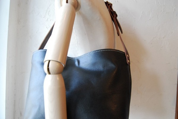 hand made man and woman use leather bag leather extremely thick steering wheel futoshi count stitch shoulder bag soft 2010 Black