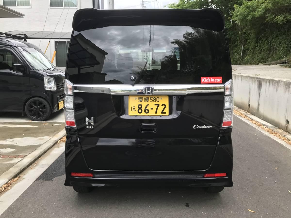 25年式 NBOX カスタム ターボ 38500㎞ 車検平成32年10月_画像5