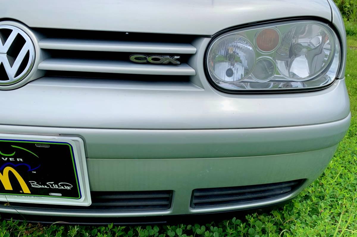 「COX ステンレスマフラー COX ROM オーリンズ減衰力20段調整式ダンパー など強化版 GOLF4 GTI です。」の画像2