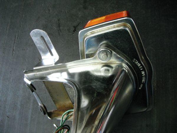 ホンダ CB750FOUR  テールランプ 実動品(昭和名車絶版 K2 k4 K6 フォア 国内 返品可能 実動走行車両より_画像4