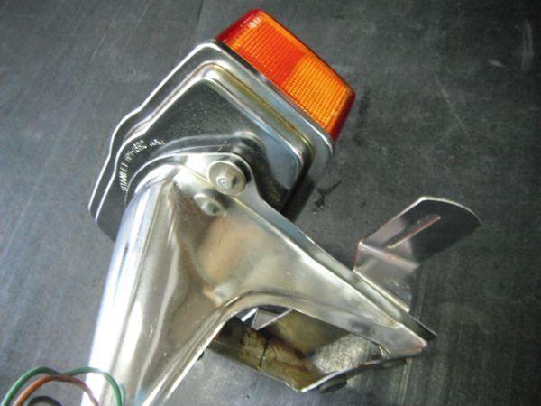 ホンダ CB750FOUR  テールランプ 実動品(昭和名車絶版 K2 k4 K6 フォア 国内 返品可能 実動走行車両より_画像5