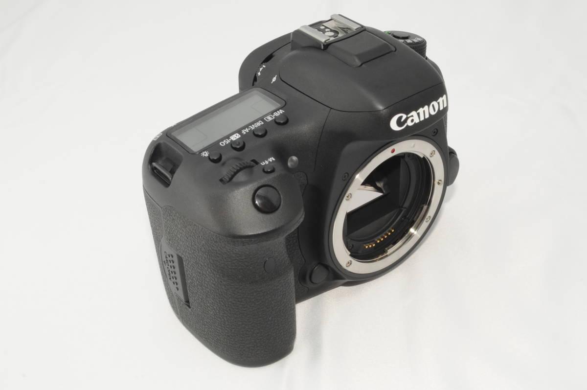 ★新品級★ Canon キヤノン EOS 7D Mark II マーク 2 標準&望遠ダブルレンズセット ワンオーナー 新品と見間違う程のきれいなボディ #001_画像7