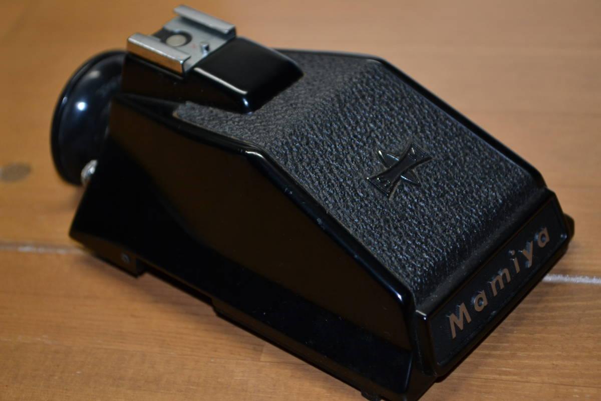 Mamiya マミヤ プリズムファインダー M645