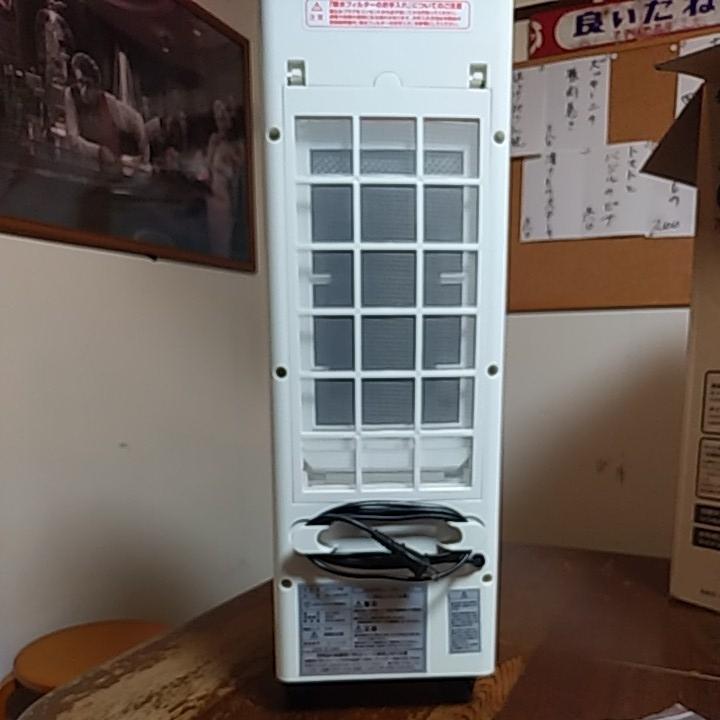冷風機 未使用展示品 冷風扇 マイナスイオン リモコン付き エスケイジャパン 2016年製 SKJ-WM30R _画像6