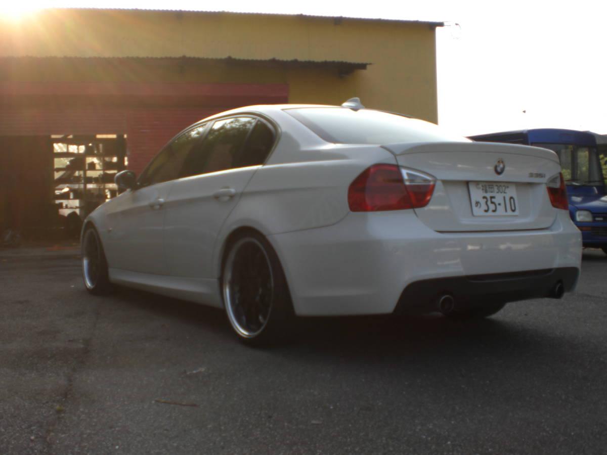 伝統の直6ツインターボ BMW 335i E90 VB35 車検取立て令和3年6月まで ビルシュタイン 19インチワークグノーシス_画像4